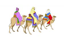 Els Reis Mags d'Orient