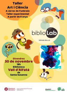BiblioLab 30 novembre
