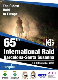 International Raid Barcelona - Santa Susanna