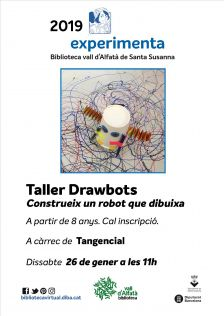 Taller Drawbots
