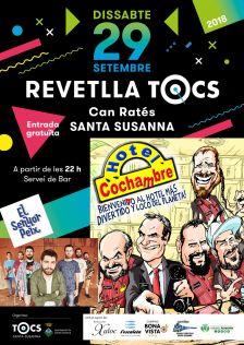 Revetlla Tocs