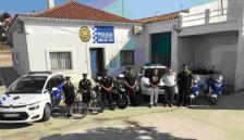 Motos Policia Local