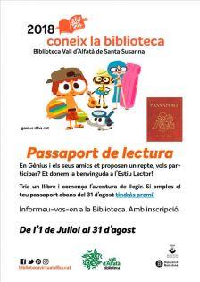 Passaport de lectura