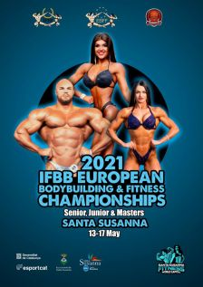IFBB European Bodybuilding