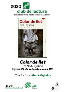Color de llet