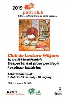 Club de Lectura Mitjans